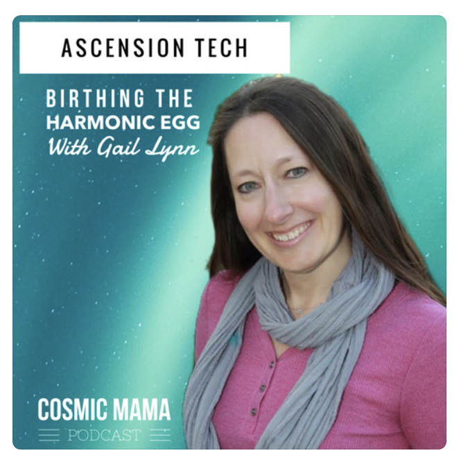 Ascension Tech –  Birthing the Harmonic Egg