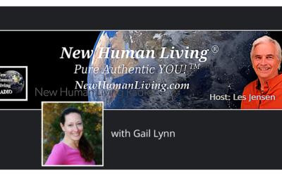 New Human Living: Les Jensen interviews Gail Lynn