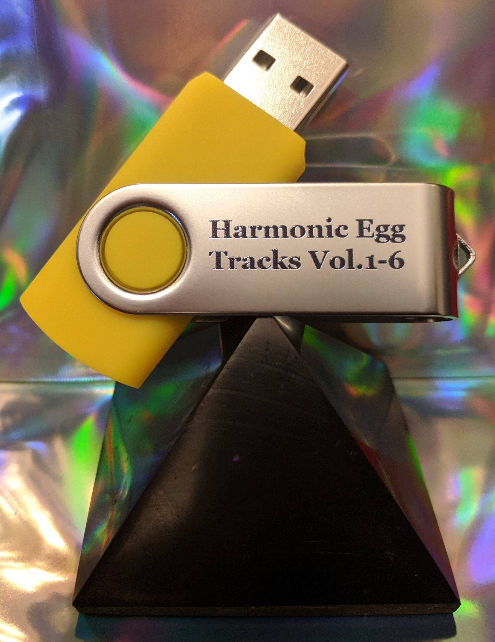 Harmonic Egg Wellness Music