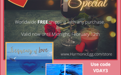 FREE SHIPPING, Including International, until Friday midnight!  Use VDAY3